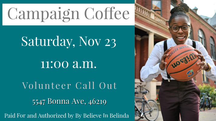Volunteer Call Out: Campaign Coffee