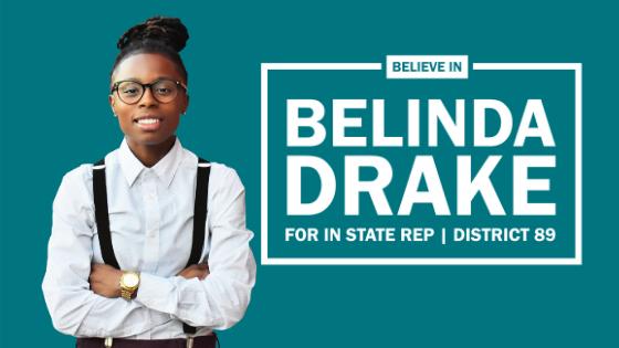 Belinda Drake Announces Campaign Launch for IN State Representative
