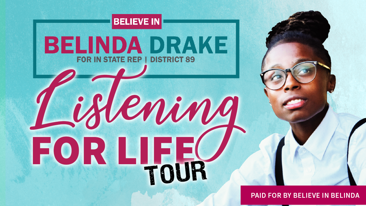 Listening For LIFE Tour Stop – Warren Public Library