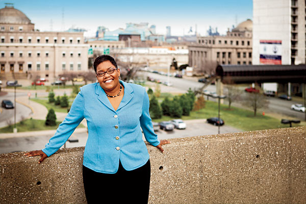 Former Mayor, Karen Freeman-Wilson to Host Fundraiser for Gary Native Belinda Drake