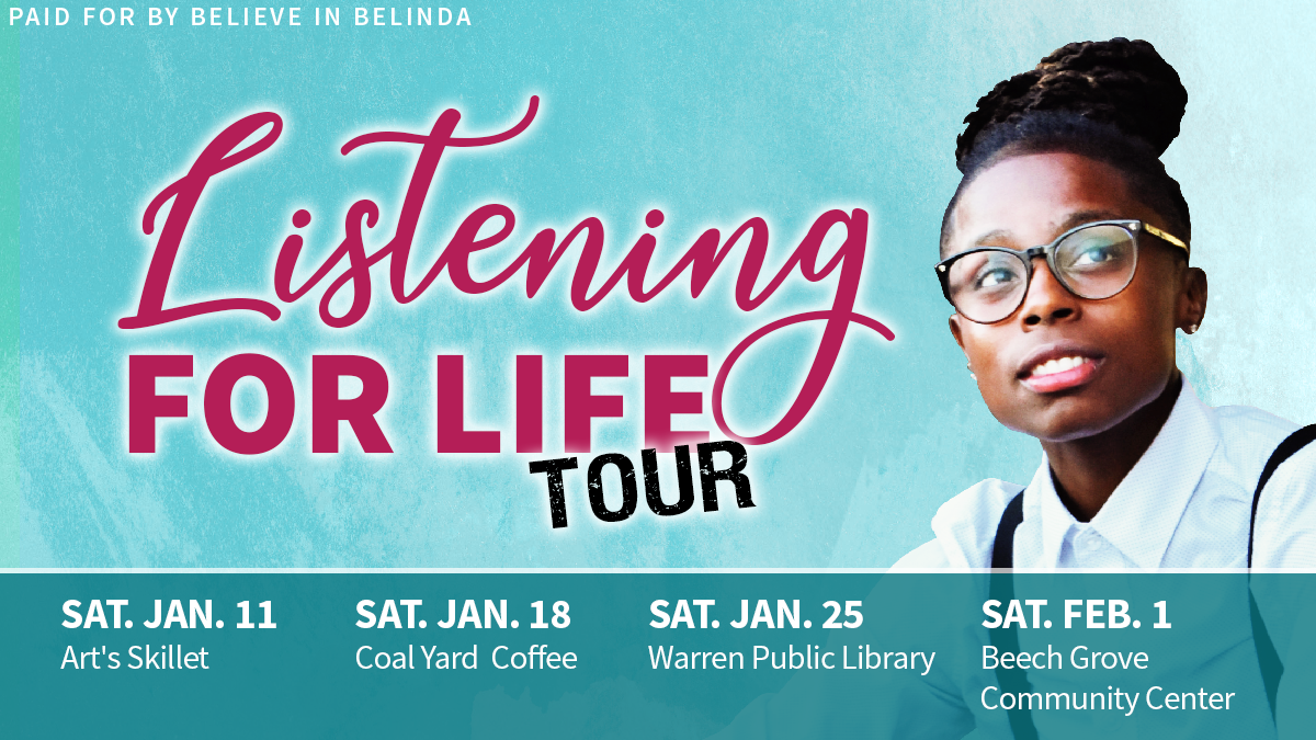 Listening For Life Listening Tour Announcement