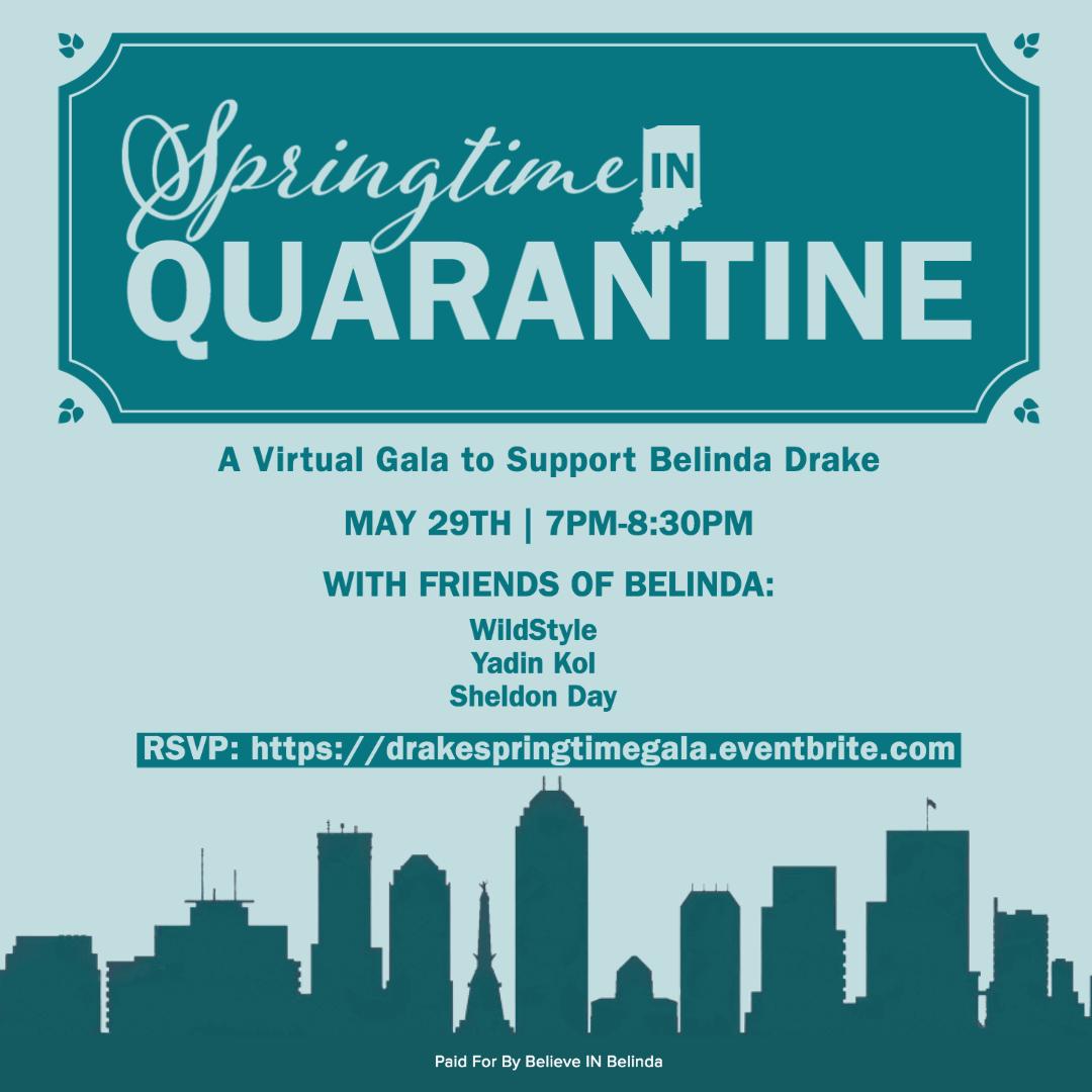 Springtime IN Quarantine